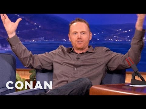 Conan - Bill Burr Interview