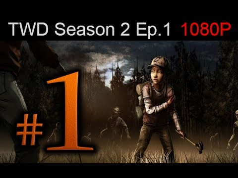 The Walking Dead Season 2 Episode 1 Part 1 [1080p HD PC] - No Commentary - The Walking Dead