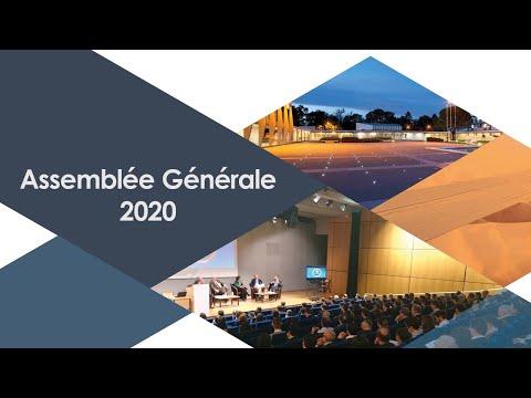 Conférence Patrick KY - Assemblée Générale 2020