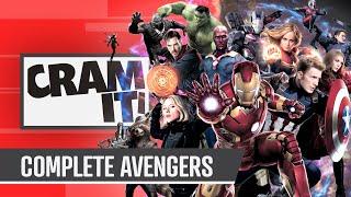 The COMPLETE MCU Recap | CRAM IT (Avengers: Endgame Edition) by Screen Junkies