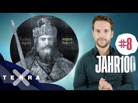 8. Jahrhundert – Franken gegen Sachsen – Karl der Große #jahr100 #8 | MrWissen2go | Terra X