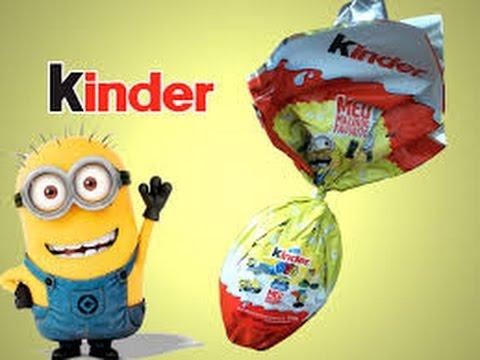 Imagens de feliz páscoa - Ovo de Pa?scoa Kinder Surpresa Minion Meu Malvado Favorito Surprise Eggs Unboxing