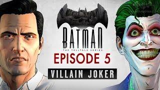 Video Batman: The Enemy Within - Episode 5 - Same Stitch (Villain Joker - Full Episode) MP3, 3GP, MP4, WEBM, AVI, FLV Mei 2018