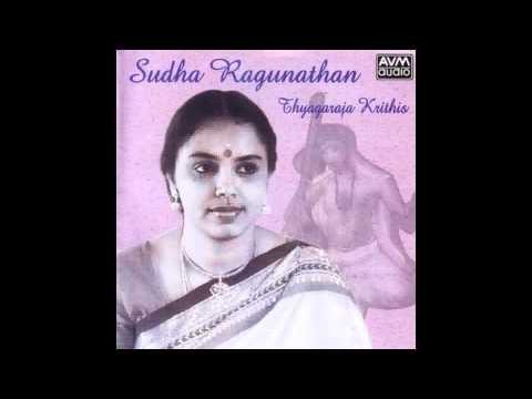 02   Sudha Ragunathan Thyagaraja Krithis   Nagumomu Dr  Semmangudi Srinivasa Iyer Raga Abheri; Tala