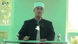 Sjellja e Pejgamberit (salallahu alejhi ve selem) - Hoxhë Fatmir Zaimi - Hutbe