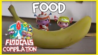 Project Food  Floogals Compilation  ZeeKay Junior