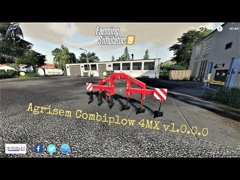 Agrisem Combiplow 4MX v1.0.0.0