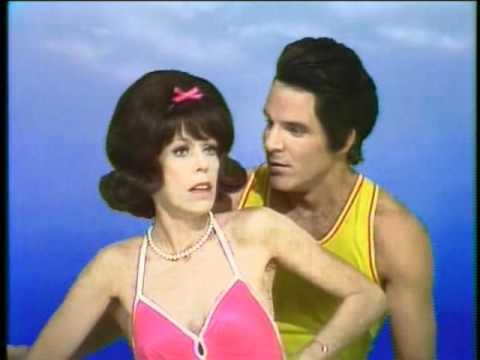 Caroll Burnett & Steve Martin: Beach Blanket Boo Boo (1978)