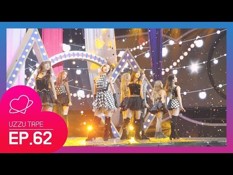 """[UZZU TAPE] EP.62 우주소녀 """"La La Love"""" 첫방 비하인드! - Thời lượng: 20 phút."""