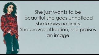 Alessia Cara -  Scars To Your Beautiful lyrics