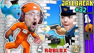 Video ROBLOX JAILBREAK! FGTEEV Escapes Jail @ 3am! Corrupt Cop Chase & Baby Shawn! Best Prison Ever (#32) MP3, 3GP, MP4, WEBM, AVI, FLV September 2019