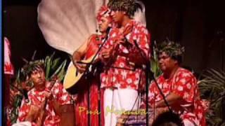 Pua Noanoa song during Tahiti fête 2005