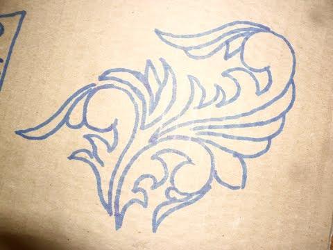 , title : 'Резьба по дереву.Как рисовать орнамент для резьбы.'