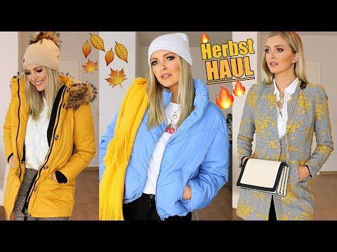 XXL HERBST TRY ON HAUL I ZARA, MANGO, H&M I BeautybyOlja