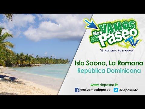 Saona - Neysa Calderon nos lleva a conocer dos de las joyas turisticas mas grandes con las que cuenta la Republica Dominicana, la Piscina Natural mas grande del mund...