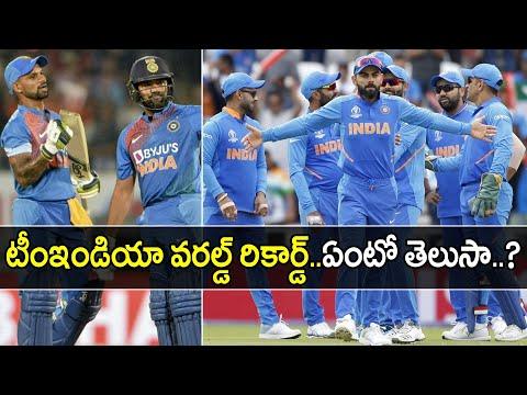 India vs Bangladesh 2nd T20 : India Breaks Australia World Record With A Blockbuster Win