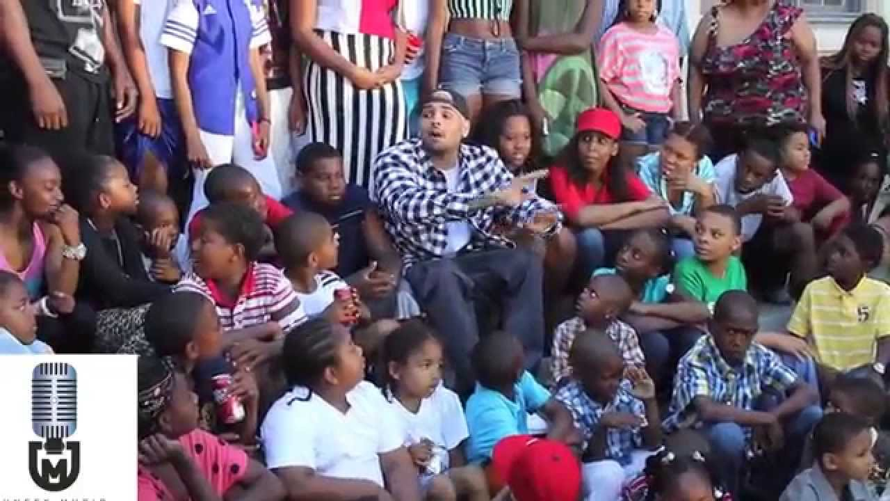 [Video] Chris Brown ft. Aaliyah – They Don't Know (Behind The Scenes)