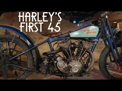 Harley's first 45