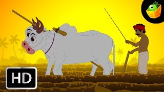 Pongal - Happy Pongal - Children Tamil Nursery Rhymes Cartoon Songs Chellame Chellam Volume 2