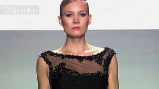 Tony Ward Couture Spring/Summer 2013 FULL SHOW | AltaRomaAltaModa Fashion Week | FashionTV