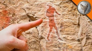 We DISCOVERED Ancient Cave Paintings! by Brave Wilderness