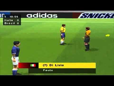 musique coupe du monde 1998 playstation