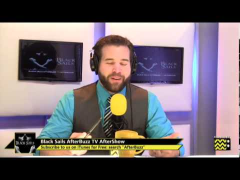 "Black Sails After Show Season 1 Episode 2 ""II"" | AfterBuzz TV"