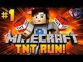 """Minecraft Mini Games - TNT RUN w/ Ali-A #1 - """"CAN I WIN?"""""""
