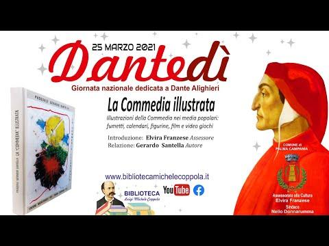 Dantedì - Giornata Nazionale dedicata a Dante Alighieri видео