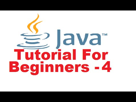 Java Tutorial For Beginners 4 – Variables and Types in Java