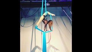 Video Mina Mechanic Silks Performance Aerial Warehouse MP3, 3GP, MP4, WEBM, AVI, FLV April 2019