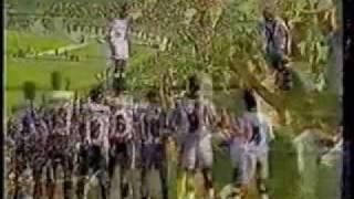 Torneio Rio-São Paulo 1999 - 1ª fase - Vasco 3x2 Santos - Gols do Vasco marcados por Felipe de pênalti, Paulo Miranda de falta...