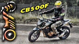 6. Honda CB500F 2016 2017 Review