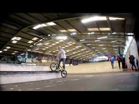 Day at rush skatepark | BRYN BMX