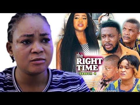 The Right Time Season 4 - 2018 Latest Nigerian Nollywood Movie Full HD