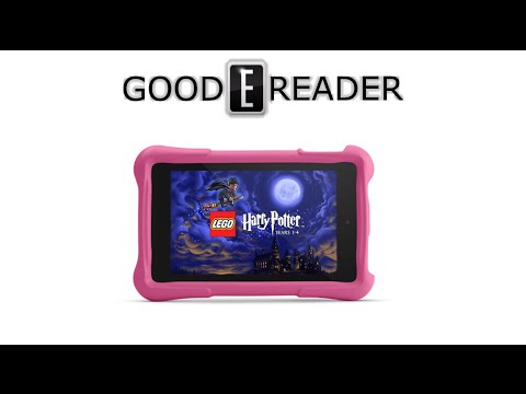 Amazon Fire HD Kids Edition Review - Hands on