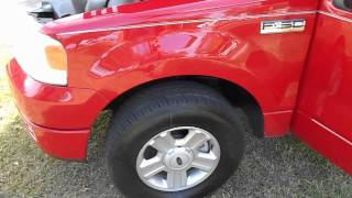 2005 Ford F150 STX 4x4 LIKE NEW Florida Truck for sale www.BigBoyRides.com