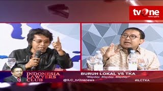 Video [FULL] ILC - Buruh Lokal vs TKA Mayday, Mayday, Mayday! Indonesia Lawyers Club tvOne MP3, 3GP, MP4, WEBM, AVI, FLV Juni 2018