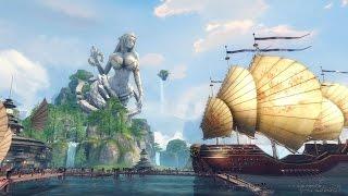 Видео к игре Revelation из публикации: Величие мира Revelation Online в новом трейлере