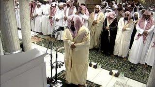 HD| 27th Night Tahajjud Makkah 2013 Sheikh Shuraim