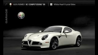Alfa Romeo 8C Competizione 2008 -465 Kw-1284 Kg-Testdrive In Spa-SoundDesign-1&Tuned By Morute