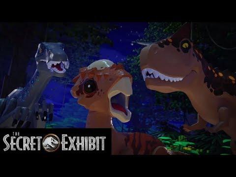 New Jurassic World Animated Special Revealed! - LEGO Jurassic World: The Secret Exhibit