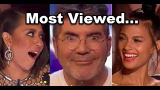 Video Top 10 MOST VIEWED And UNEXPECTED Auditions In 2017! | Best America's and Britain's Got Talent 2017 MP3, 3GP, MP4, WEBM, AVI, FLV Mei 2018