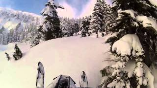 8. 2014 Arctic Cat M8000 Proclimb. Steep and deep blower pow day Northern B.C.