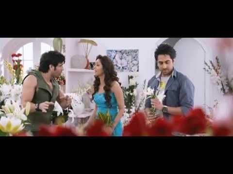 RUFY KHAN with AYUSHMAN KHURANA