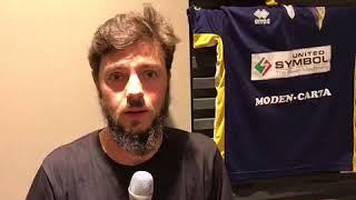 Hockey - Amatori Modena 1945, intervista al capitano Vincenzo Siberiani