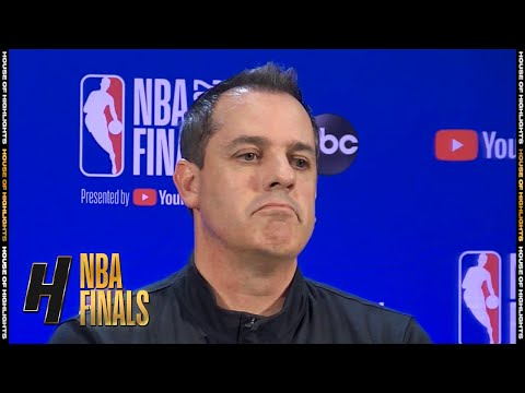 Frank Vogel Postgame Interview - Game 5 | Heat vs Lakers | October 9, 2020 NBA Finals
