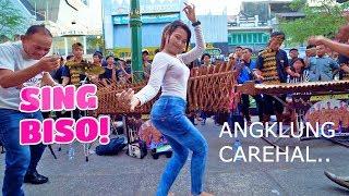 Video Duh Serunya SING BISO - Goyang Dengan Musik Angklung Carehal Jogja emg Mantap (Angklung Malioboro) MP3, 3GP, MP4, WEBM, AVI, FLV Januari 2019