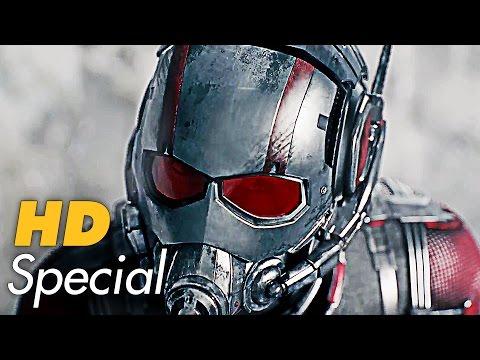 Marvel's ANT-MAN Trailer, FilmClips & Featurette German Deutsch (2015)
