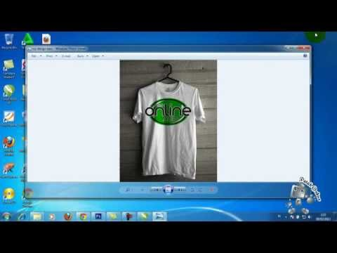 ... video Cara Mudah desain kaos dengan Coreldraw dan Photoshop.mp4